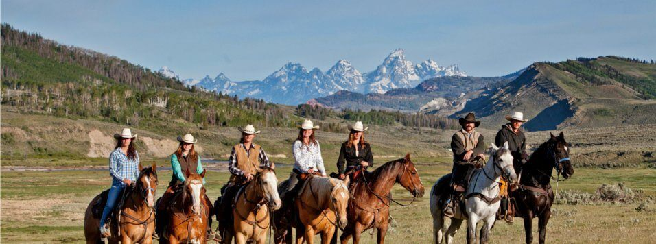Employment opportunities at Goosewing guest ranch Jackson Hole