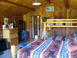 Cowboy cabin Jackson Hole cabins rental