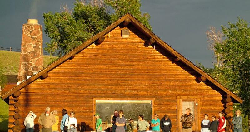 Goosewing Ranch Main Lodge