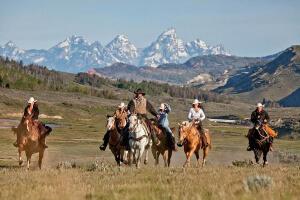 Goosewing Ranch Mountain Views