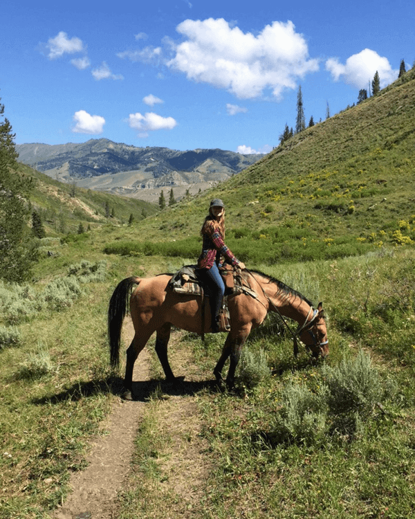 Dude ranch memories are sure to last a lifetime, so why not share them with others? Like bonding with your horse.