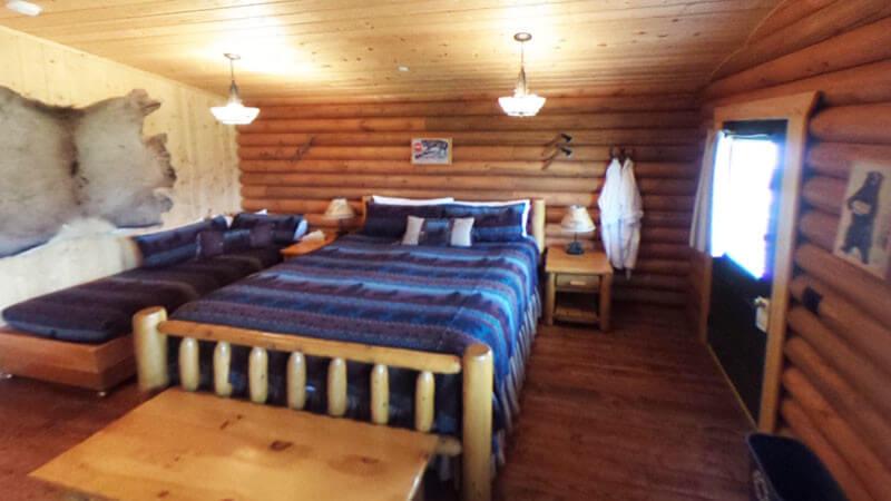 Mountain Man Rental Cabin Jackson Hole Wyoming Dude