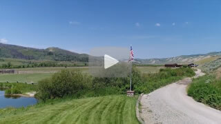 Jackson Hole Dude Ranch: Goosewing Ranch Featured Video