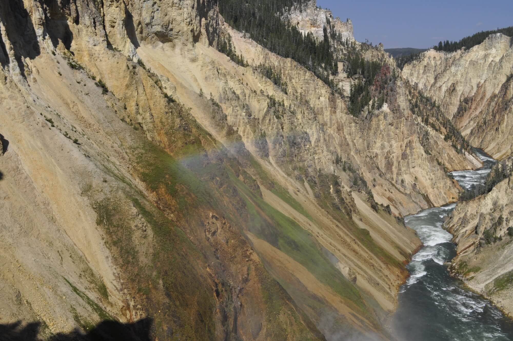 Yellowstone tips such as when to catch a rainbow at the Grand Canyon of the Yellowstone and when crowds are fewer will be a big help to guests.